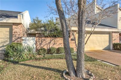 Carrollton Townhouse For Sale: 2108 Willowgate Lane