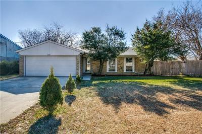 Arlington Single Family Home For Sale: 2300 Bonner Lane