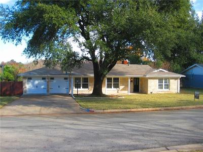 Fort Worth Single Family Home For Sale: 1705 Versailles Road