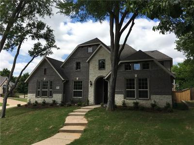 Grand Prairie Single Family Home For Sale: 604 Creekwood Lane