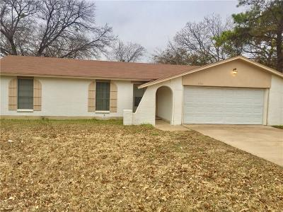 Tarrant County Single Family Home For Sale: 6354 Guilford Street