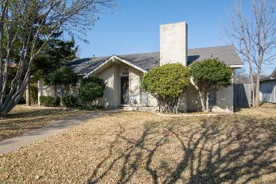 Plano Single Family Home For Sale: 2013 Briarwood Drive