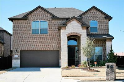 Tarrant County Single Family Home For Sale: 3521 Glass Mountain Trail