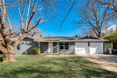 Fort Worth Single Family Home For Sale: 1845 Lynnhaven Road