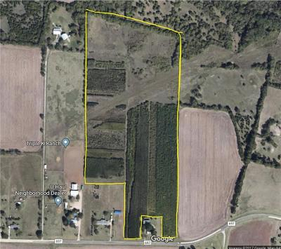 Sherman TX Farm & Ranch For Sale: $229,000