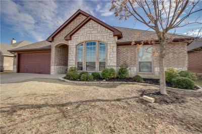Fort Worth Single Family Home For Sale: 3933 Vista Greens Drive