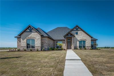 Waxahachie Single Family Home For Sale: 150 Hackney
