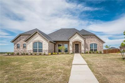 Waxahachie Single Family Home For Sale: 309 Equestrian