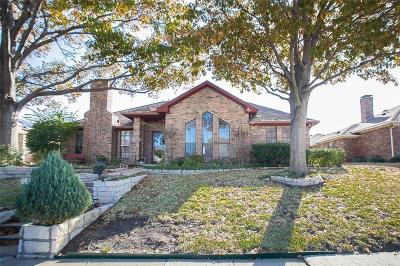 Denton County Single Family Home For Sale: 1522 Sunnyslope Drive