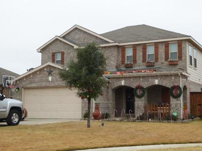 Fort Worth Single Family Home For Sale: 8933 Winding Valley Drive