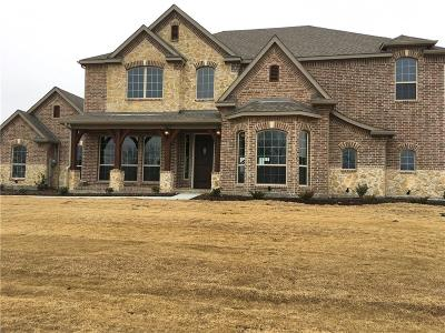 Rockwall Single Family Home For Sale: 1605 Winding Creek Lane