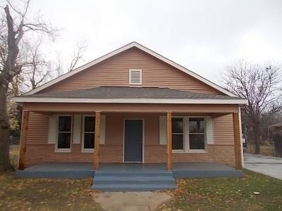 Fort Worth Single Family Home For Sale: 5020 Nell Street