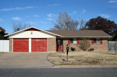 Mineral Wells TX Single Family Home For Sale: $110,000