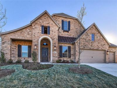 Denton County Single Family Home For Sale: 1017 Wimberly Lane