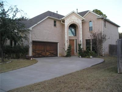 Bedford, Euless, Hurst Single Family Home For Sale: 1021 Texas Star Court