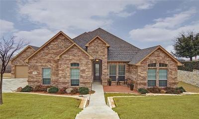 Benbrook Single Family Home For Sale: 8005 Echo Hills Court S