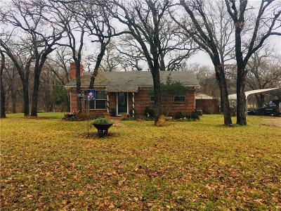 Burleson Single Family Home For Sale: 5800 County Road 608