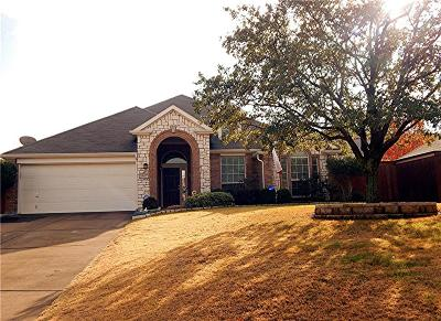 Grand Prairie Single Family Home For Sale: 1807 Hidden Brook Drive