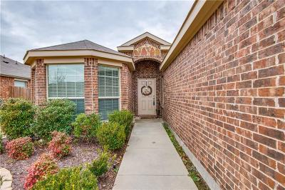 Frisco Single Family Home Active Contingent: 4608 Pacific Way Drive