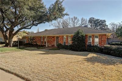 Single Family Home For Sale: 3222 Waldrop Drive