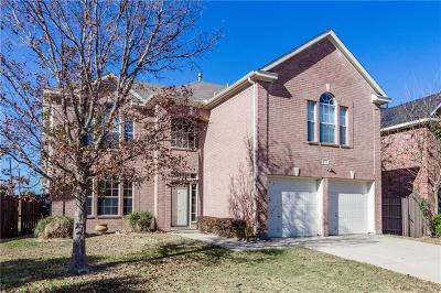 Keller Single Family Home For Sale: 2112 Rustic Ridge Drive