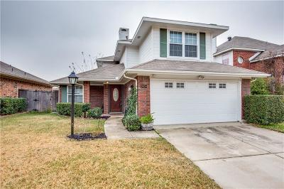 Carrollton Single Family Home Active Option Contract: 2524 Brooke Trail