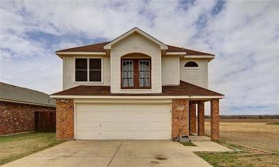 Fort Worth TX Single Family Home For Sale: $168,500