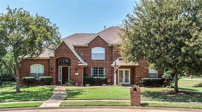 Flower Mound Single Family Home For Sale: 1705 Katherine Court