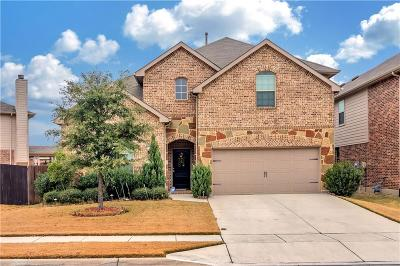 Fort Worth Single Family Home For Sale: 4257 Doe Creek Trail