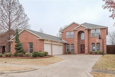 McKinney Single Family Home Active Kick Out: 5016 Daisy Court