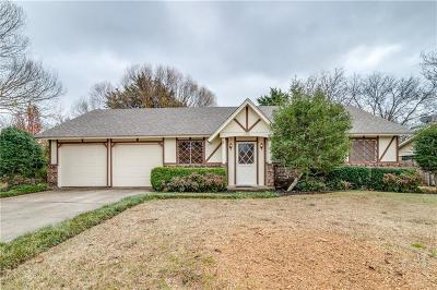 Single Family Home Active Contingent: 3201 Dauphine Drive