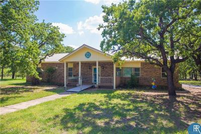 Brownwood Single Family Home Active Option Contract: 10175 Hwy 279
