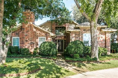 Single Family Home For Sale: 18947 Waterway Road