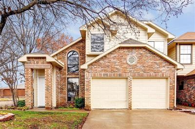 Garland Single Family Home Active Option Contract: 1711 Highgate Place