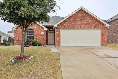 Waxahachie Single Family Home For Sale: 204 Thoroughbred Street