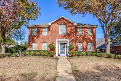 Grapevine Single Family Home For Sale: 2817 Wateridge Court