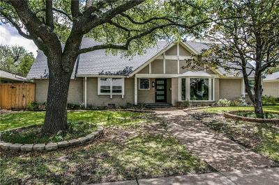 Single Family Home For Sale: 7218 Joyce Way
