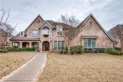 Flower Mound Single Family Home For Sale: 2308 Condor Street