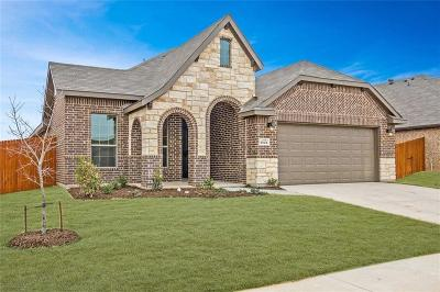Weatherford Single Family Home For Sale: 2544 Weatherford Heights Drive