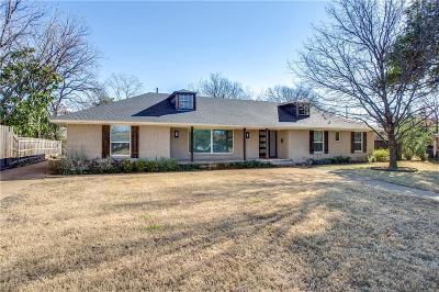 Single Family Home For Sale: 9910 Ila Drive