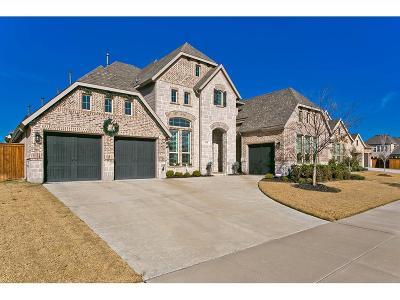 Frisco Single Family Home For Sale: 4978 Texoma Drive