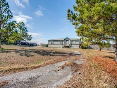 Burleson Single Family Home Active Option Contract: 3 Sunny Lane