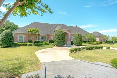 Flower Mound Single Family Home For Sale: 5809 Southern Hills Drive