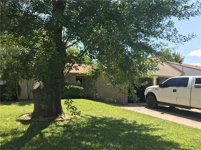 Grand Prairie TX Single Family Home For Sale: $174,900