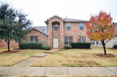 Frisco Single Family Home For Sale: 1033 Seymour Drive