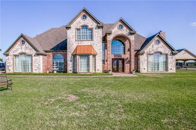 Forney Single Family Home Active Contingent: 10546 Mustang Run