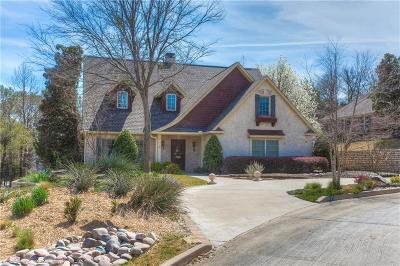 Fort Worth Single Family Home For Sale: 6405 Ridglea Crest Drive