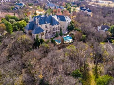 Fort Worth Single Family Home For Sale: 7029 Sanctuary Heights Road