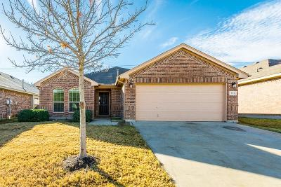 Fort Worth TX Single Family Home For Sale: $228,000