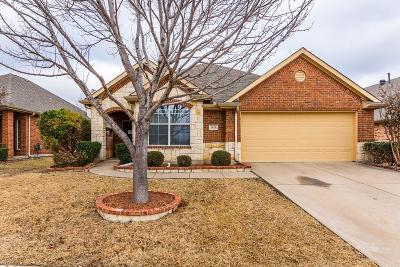 Little Elm Single Family Home For Sale: 2021 Michelle Creek Drive